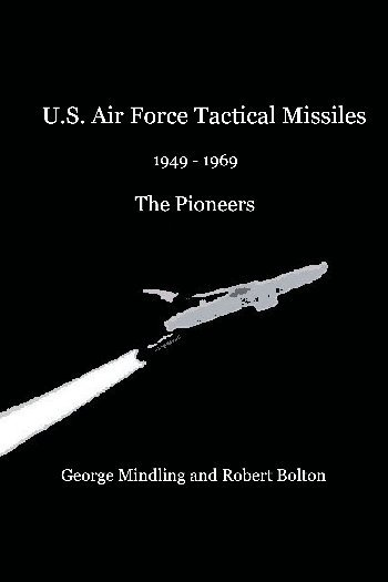 USAF Tactical Missiles - Book Cover
