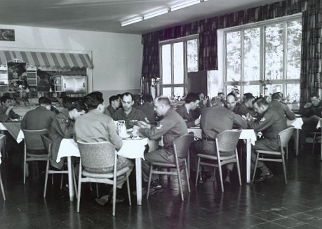 MSA Mess Hall